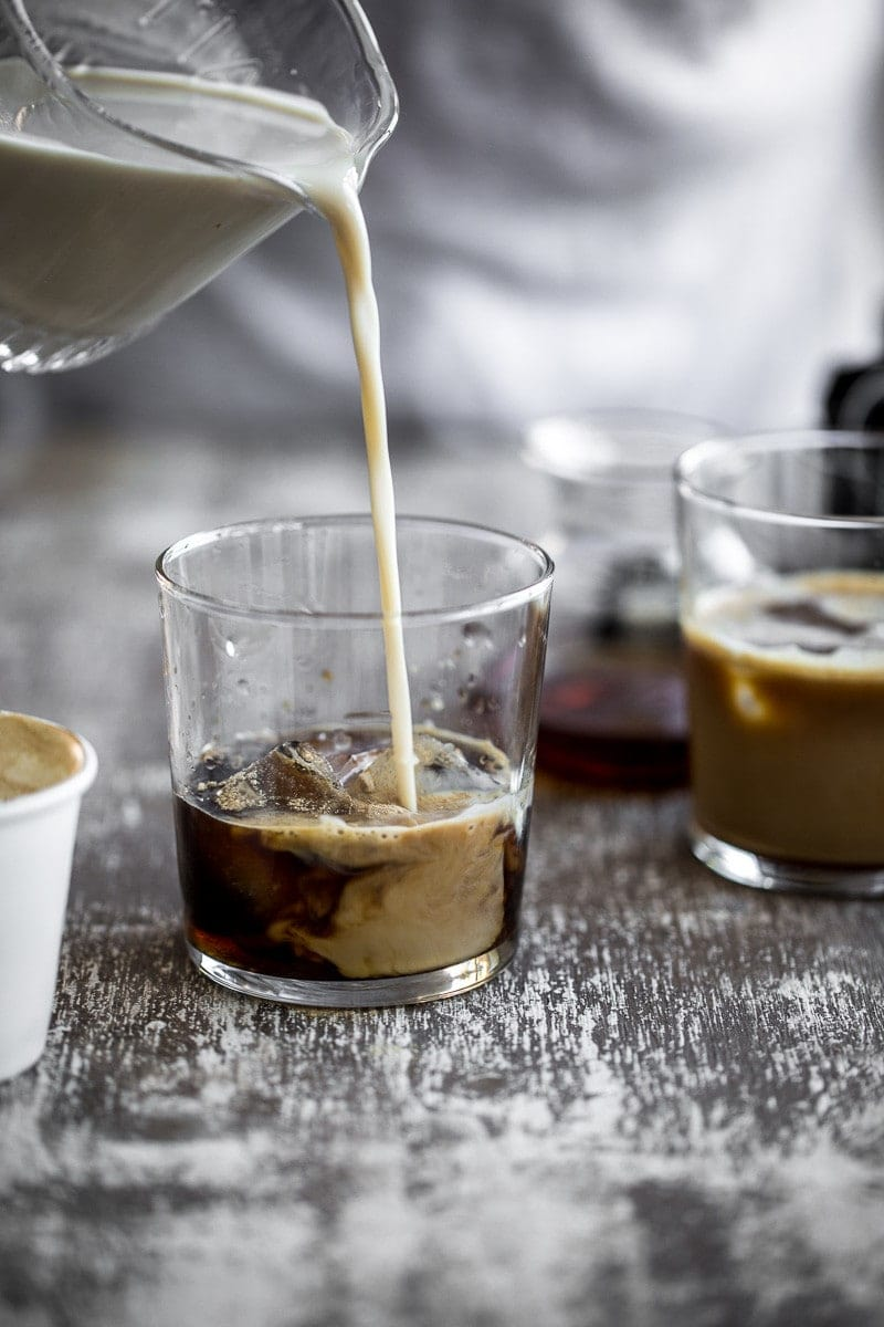 Iced Cardamom Coffee - Cook Republic