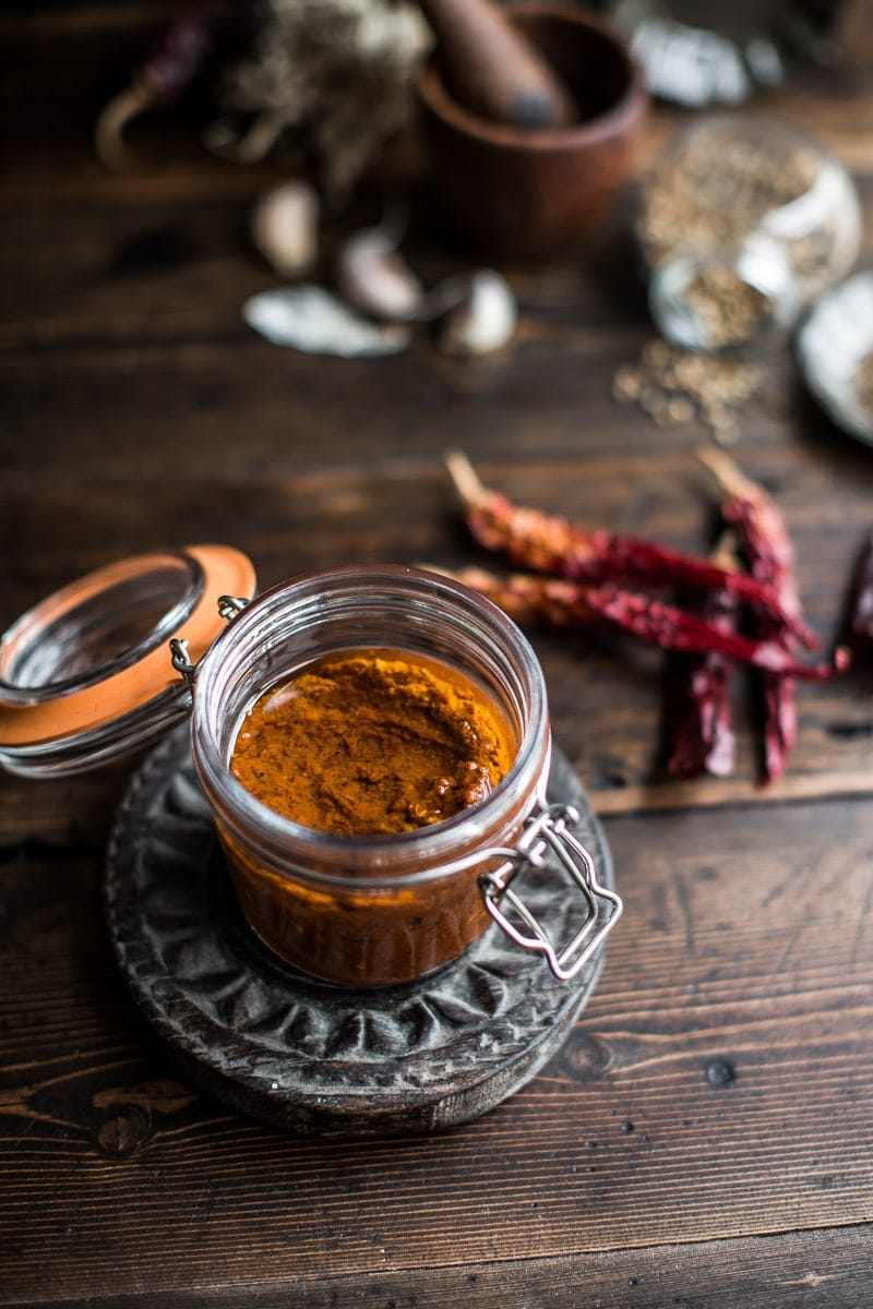 Homemade Harissa - Cook Republic #vegan #glutenfree