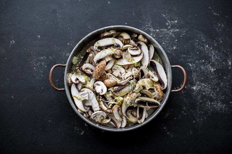 Baked Mushroom Curry - Cook Republic #vegan #glutenfree
