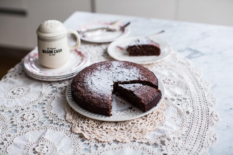 榛子可可蛋糕-烹饪共和国\面筋\素食威廉希尔官网