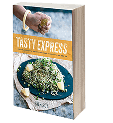 Tasty Express - Simple And Stylish Recipes For People On The Go