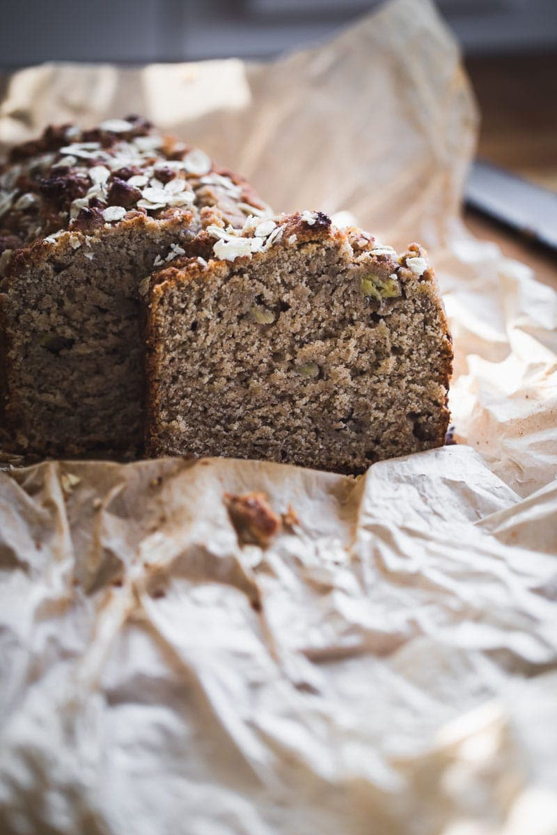 Olive Oil Banana Bread - Cook Republic #dairyfree #healthybaking