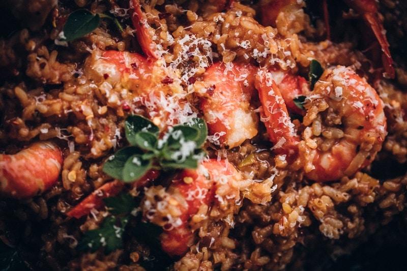 意大利辣蒜大虾那不勒斯酱烩饭- Cook Republic #无谷蛋白#意大利食谱#美食摄影William Hill娱乐