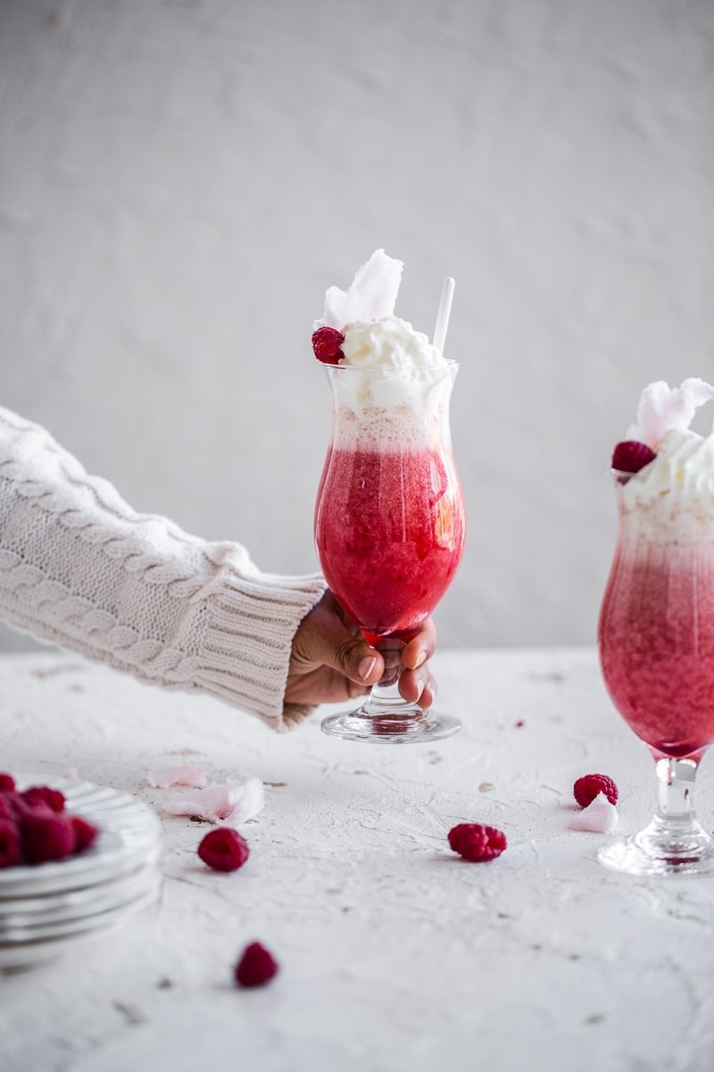 Pink Italian Cream Soda - Cook Republic
