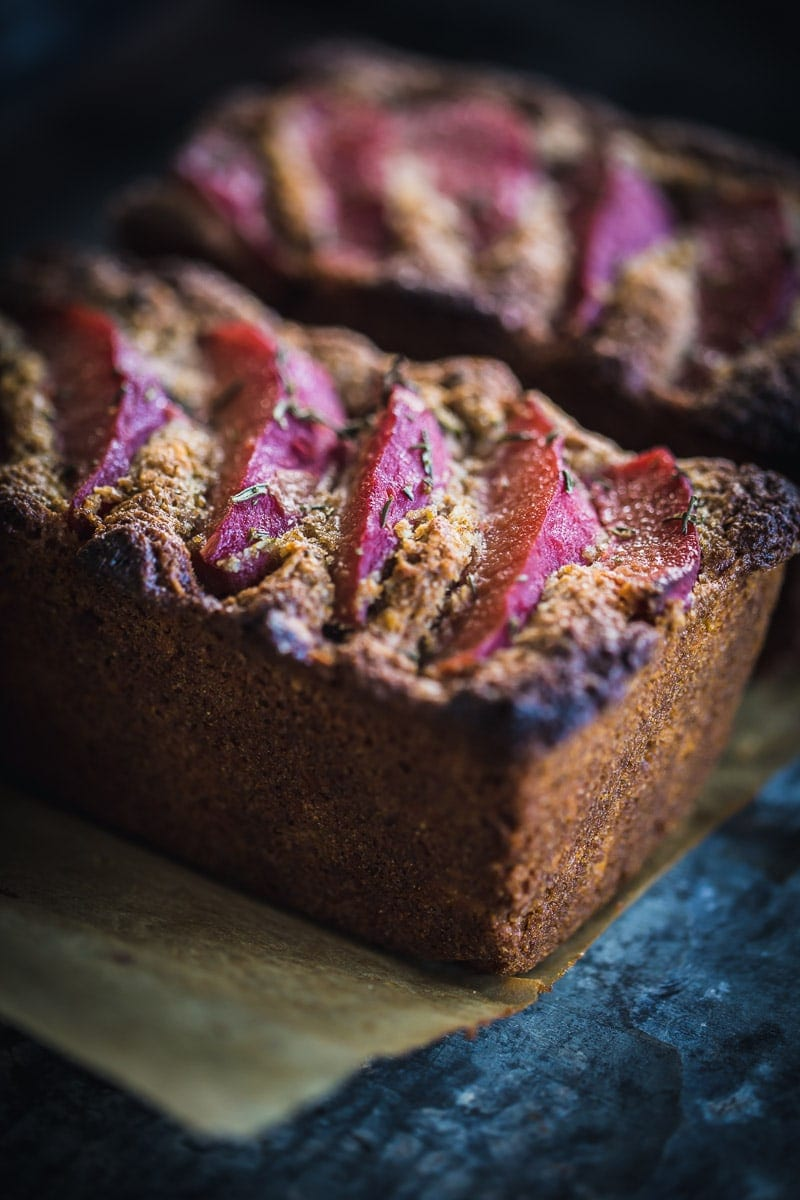 Rosemary And Spice Quince Loaf - Cook Republic #quince #loafrecipe