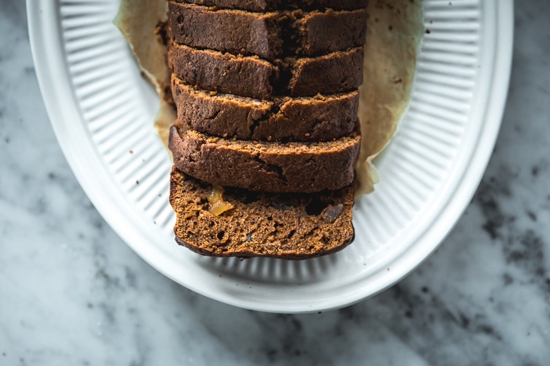 Triple Ginger Loaf - Cook Republic
