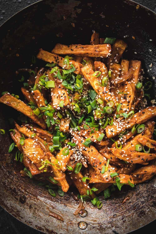 素食辣椒大蒜土豆 - 库克共和国William Hill娱乐