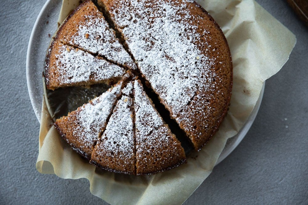 Maple Syrup Cake - Cook Republic #cakerecipe #maplesyrup