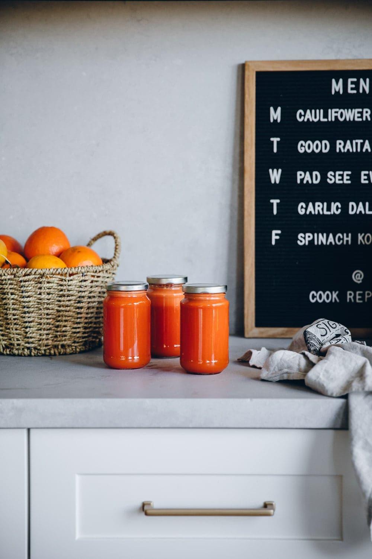 太阳汁(免疫增压胡萝卜橙色姜黄姜汁) - 库克共和国William Hill娱乐