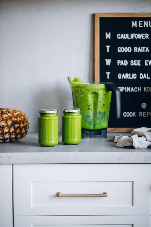 绿菠萝奶昔-库克共和国William Hill娱乐